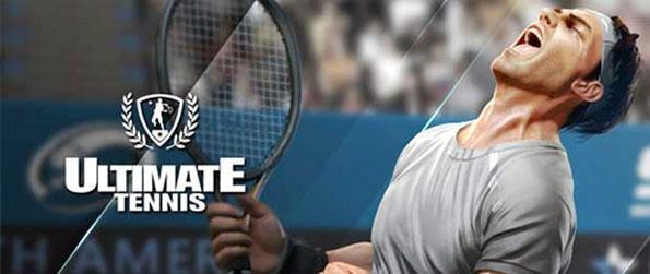 Ultimate Tennis  - Embark on an arcade-like tennis game that features RPG elements in this enjoyable and beautiful mobile sports game, Ultimate Tennis.