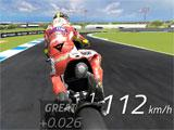 Racing in MotoGP Race Championship Quest
