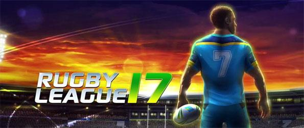 Rugby League 17 - Play an intense game of rugby with your favorite teams in Rugby League 17.
