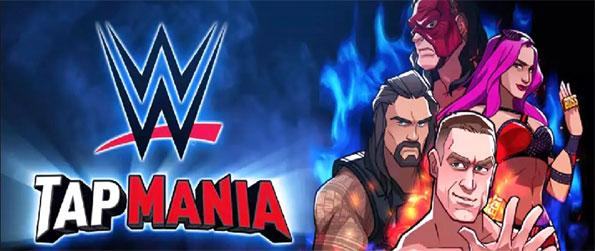 WWE Tap Mania - Wrestle with your favorite wrestling superstars in WWE Tap Mania.