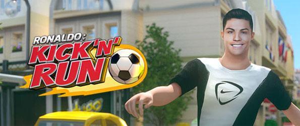 Cristiano Ronaldo: Kick'n'Run - Play as your favorite superstar Cristiano Ronaldo in Cristiano Ronaldo: Kick'n'Run.