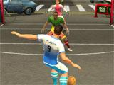 Soccer! Hero: Shooting