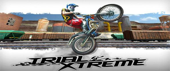 Trial Xtreme 4 - Take your bike across various exotic locations throughout the world in this addicting game that's sure to impress.
