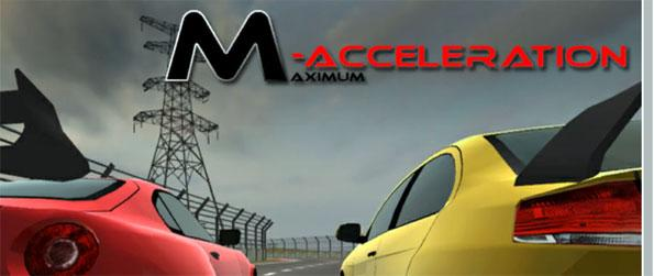 M-Acceleration - Race in super difficult tracks.