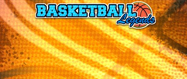 Basketball Legends - Play a nail biting game of basketball with Stephen Curry and Lebron James in Basketball Legends.