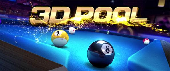 3D Pool Ball - Outplay your opponents in this highly authentic pool game that doesn't disappoint.