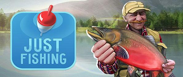 Just Fishing - Immerse yourself in this captivating fishing game that's a step above the other fishing games out there.