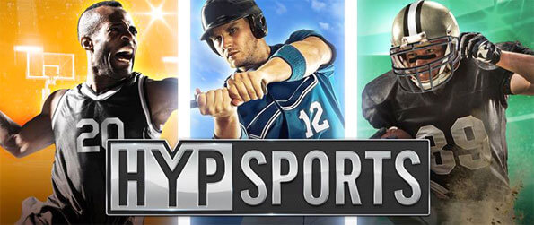 HypSports - Create your own fantasy sports team in HypSports.