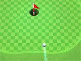 Taking The Last Shot in Mini Golf King