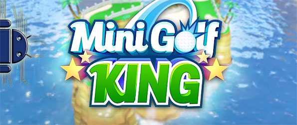 Mini Golf King - Showcase your superb golfing skills in Mini Golf King.