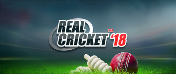 Real Cricket 18 - Enjoy the most realistic cricket experience in Real Cricket 18.