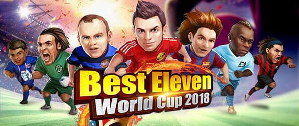 Best Eleven: World Cup 2018 - Build your dream football team and start battling other rival teams in your quest to win the World Cup!