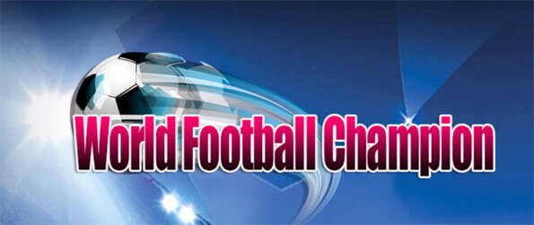 World Football Champion - Get in on the football fever in World Football Champion.