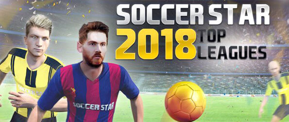 Soccer Star 2018 Top Leagues - Become the greatest football player of all time in Soccer Star 2018 Top Leagues.
