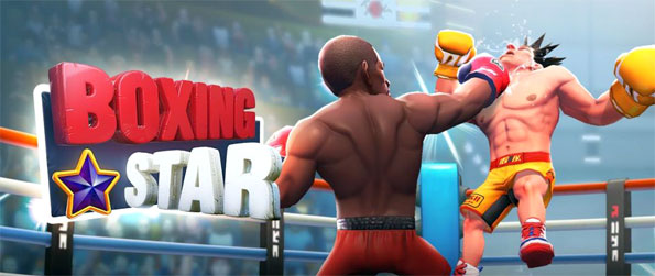 Boxing Star - Become a legendary boxer in Boxing Star.
