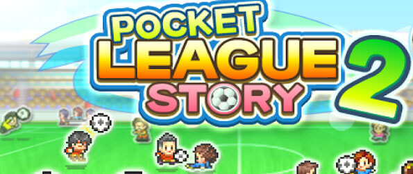 Pocket League Story 2 - Manage your own football team in this addicting game that you can enjoy on the go.