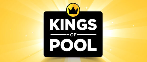 Kings of Pool - Bring your best pool strategy to the table.