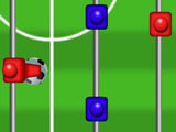 Gameplay in Table Soccer