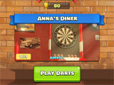 Darts Club main menu