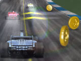 Driving over boost strips in Grand Prix Hero