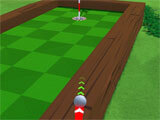 Golf Battle gameplay
