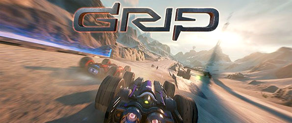 GRIP: Combat Racing - Put your vehicle into gear and launch yourself full-throttle into the intense and highly-competitive races in GRIP: Combat Racing!