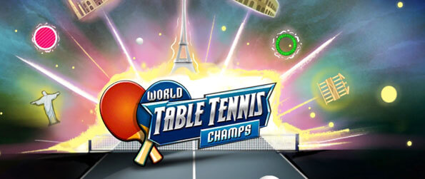 World Table Tennis Champs - Play an exciting game of table tennis anytime you want to.