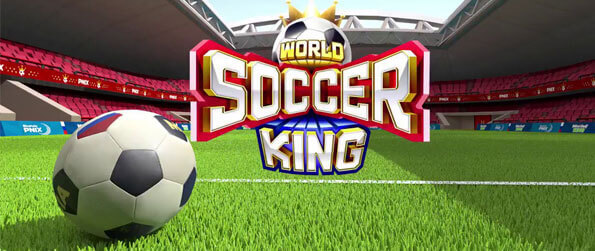 World Soccer King - Get ready for fast-paced football action in World Soccer King!