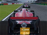 F1 Mobile Racing gameplay