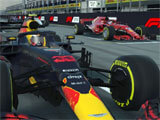 F1 Mobile Racing about to start a race