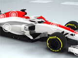 F1 Mobile Racing vehicle customization