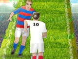 Euro Soccer Sprint: Dodge your opponents
