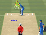 Real Cricket GO batting