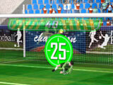 Gameplay in 3D Free Kick