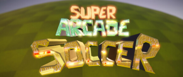Super Arcade Soccer - Drop into the pitch in Super Arcade Soccer and score as many goals as you can.