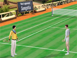 World of Tennis: Roaring '20s gameplay