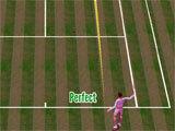 World of Tennis: Roaring '20s intense match