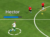 Kix Dream Soccer: Gameplay