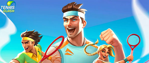 Tennis Clash - Put your skills to the test in this phenomenal mobile based tennis game that doesn't cease to impress.