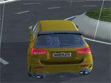 Real Driving Sim driving around