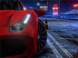 Real Driving Sim main menu