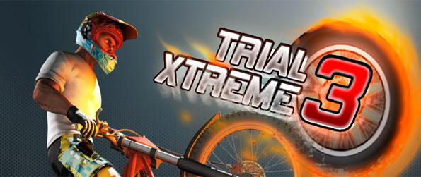 Trial Extreme 3 - Race your friends on over 130 courses of extreme bike action.