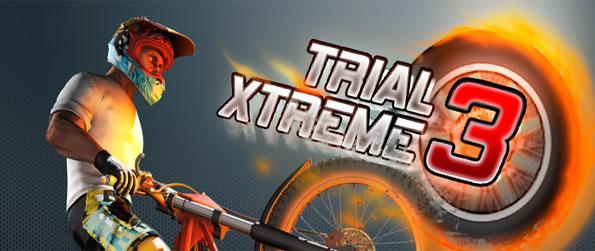 Trial Extreme 3 - Ciesz się ponad 130 trasami do jeżdżenia.
