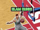 Showstopper Basketball Slam Dunk