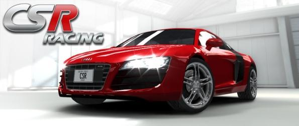 CSR Racing - Upgrade Luxury Cars & Race!