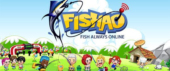Fishao - Enjoy a fabulous world of fishing and fun!