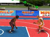 Gameplay for Basketball Jam Shots