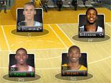 All Star Basketball Gameplay
