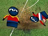 Setting Explosives in FootLOL: Epic Fail League