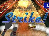 Gutterball Golden Pin Bowling Explosive Balls
